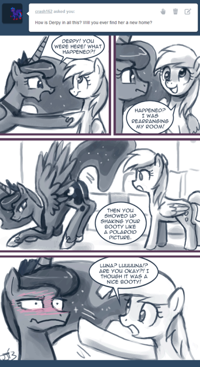 Ask Princess Molestia #294