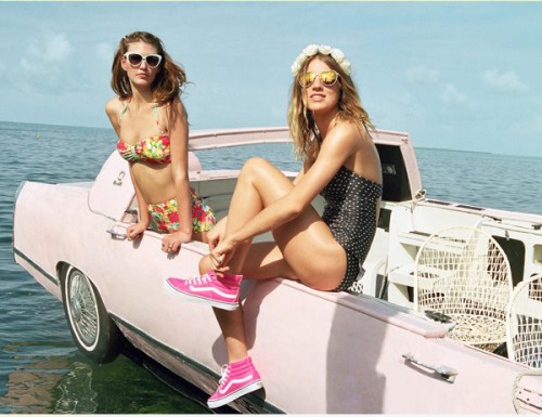 jujufootwear:  The Urban Outfitters summer lookbook has got us dreaming…
