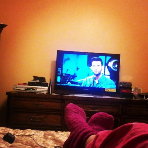 Lazy day errday. Hi Adam <3