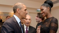 lecho:  Yityish Aynaw, the first black Miss Israel, was a last minute invite to the State Dinner held for President Obama during his visit to Israel. The White House specifically requested that she be added to invitation list for the event. Aynaw has said that Mr. Obama was a huge inspiration to her when he won the presidency, being as he is the first African-American to be elected to the White House.