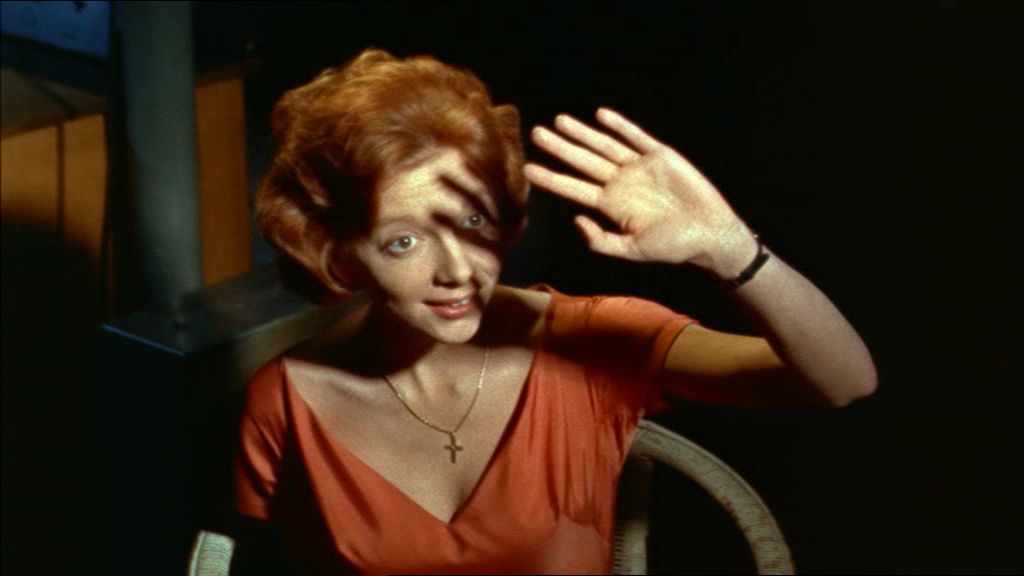 Peeping Tom directed by Michael Powell, 1960