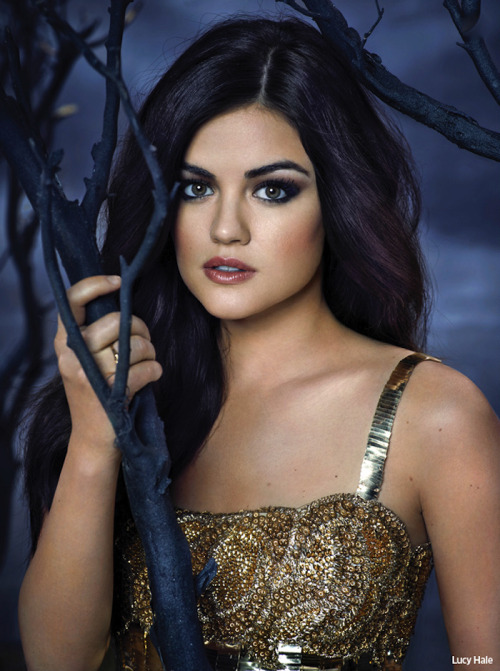Lucy Hale- Photo by James White for March 1, 2013Entertainment Weekly(2)
