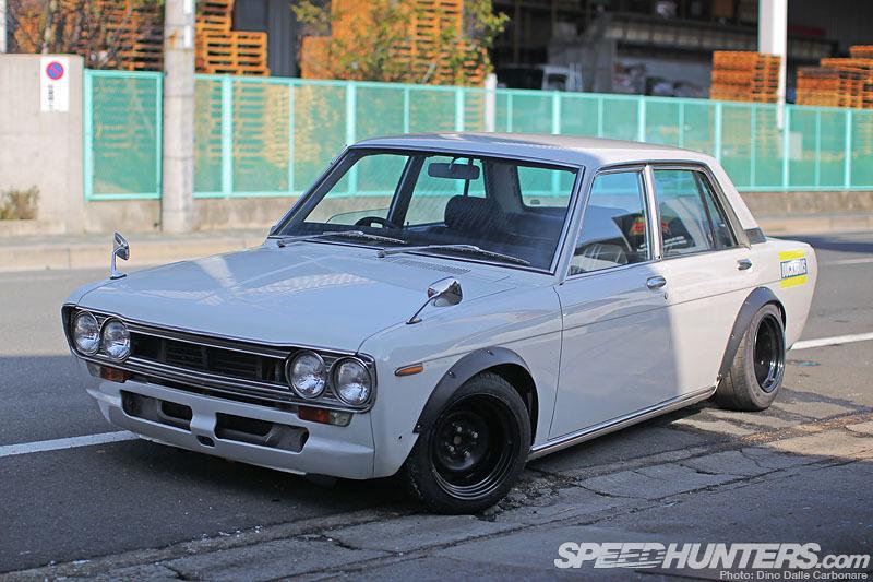 Kei's Datsun 510