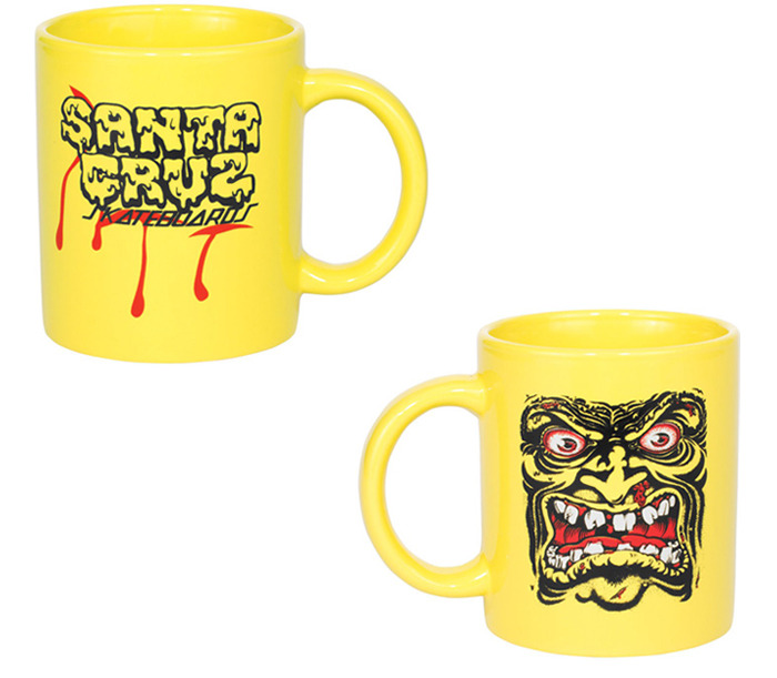 SANTA CRUZ ROB FACE MUG CUP