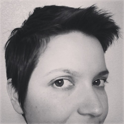 05/21/13 #365project #365self2013 #365daychallenge #shorthairdontcare #self #day142