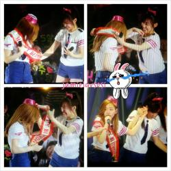 b3tifai:  Happy Birthday Taeyeon (TaeNy) cr. jamieluvsosi