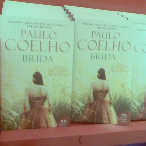 Wow #Brida #PauloCoelho (at SM City Fairview)