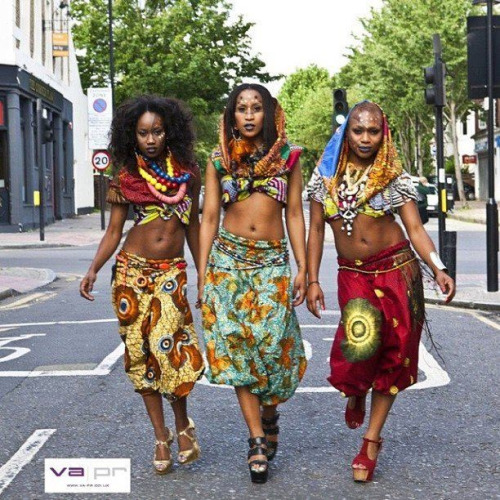 my-africa-is-beautiful:  Every shade of Black is beautiful