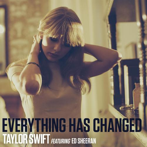 HQ Everything Has Changed single cover