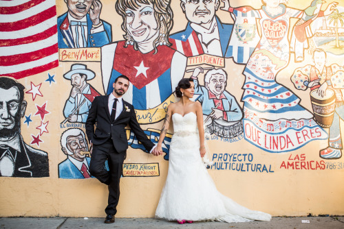 David & I got married last month. Our friend Dario flew to Miami to shoot our wedding & I love it! Check out some of the photos here!