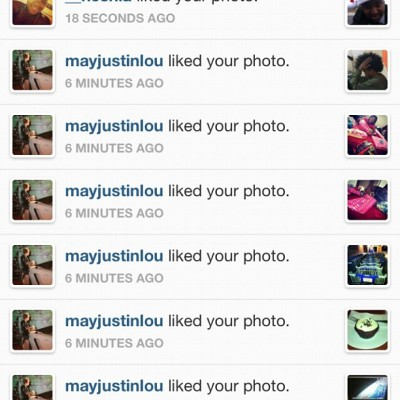 @mayjustinlou thanks for the loveeeee