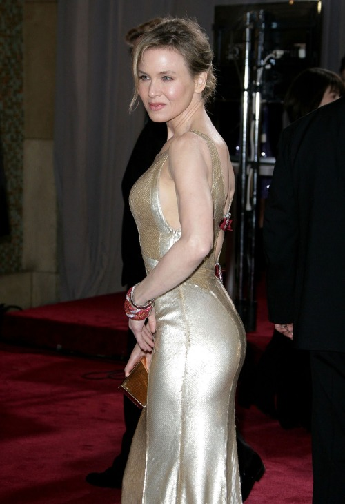 (Renee Zellweger Hot at 85th Annual Academy Awards at the Dolby Theatre in Hollywood- 8 Pics)