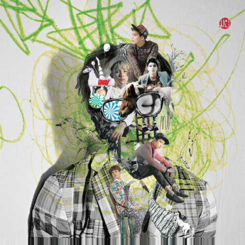 Chapter 1 `Dream Girl: The Misconception Of You [Album Cover] 64p with 8 (? or 9) songs included [Feb 20] Chapter 2 `Dream Girl: The Misconception Of Me with 9 songs included also (release date will be April) via: crush_onew