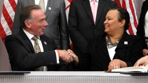 Canada, U.S. agree to work together to improve Great Lakes water quality  Environment Minister Peter Kent and Lisa Jackson, administrator of the U.S. Environmental Protection Agency, signed the updated deal in a brief ceremony in Washington on Friday. The amendments address problems with invasive aquatic species, habitat degradation and the effects of climate change. They also support continued work on existing threats to health and the environment in the Great Lakes Basin such as harmful algae, toxic chemicals and shipping discharges. The updated agreement also calls for developing plans to protect and restore near-shore areas, the primary source of drinking water for Great Lakes communities and the area where most commerce and recreation occurs. It agrees on the need to develop conservation strategies to protect native species and restore habitat. Read more.