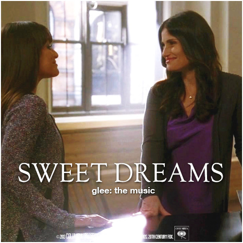Glee: The Music, Sweet Dreams Requested Alternative Album Cover