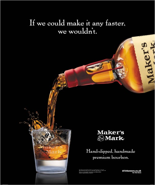 rickwebb:  percolatehq:  Maker's Mark embraces social amid backlash  (via Maker's Mark's Nifty Footwork | Digiday)   A friend of Emma's works @ Beam and came to visit us a few weeks before all this brouhaha. She told me about the Maker's Mark fan club, and I signed up before this all happened. The way they handled the backlash about the 3% dilution was really top notch.   I thought this was a good example of leaders being willing to listen to the community built around a brand and reacting accordingly. The article correctly points out how pre-work, perhaps via an ambassador network, could have avoided the outcry.