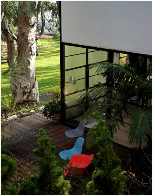 Home of Charles and Ray Eames