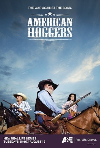 I am watching American Hoggers                                                  10 others are also watching                       American Hoggers on GetGlue.com