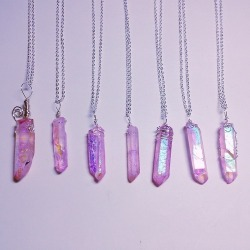 indie Grunge punk pastel accessories necklaces goth emo crystals PASTEL COLOURS PASTEL COLORS radical rad mystical pale pastel goth pastel grunge pale grunge