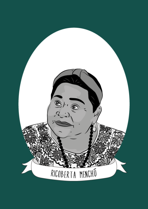 rigoberta menchu and latino feminism essay This class will be conducted in a seminar fashion using feminist pedagogies your active participation in class discussions is crucial to your learning, the success of the class, and your.