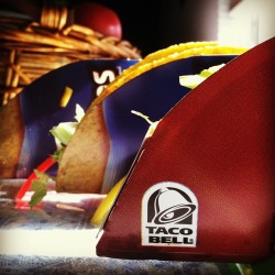 Oh how I love you ❤#Tacobell #coolranch #nachocheese