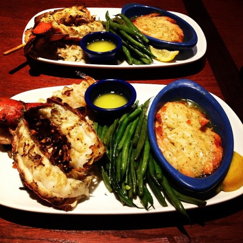 Lobster & Shrimps