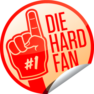 I just unlocked the Diehard Fan sticker on GetGlue                      91749 others have also unlocked the Diehard Fan sticker on GetGlue.com                  You're a Diehard Fan! That's a like and 50 check-ins!