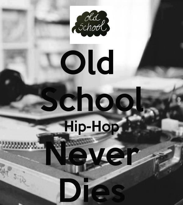 Old Skool Hip-Hop Never Dies