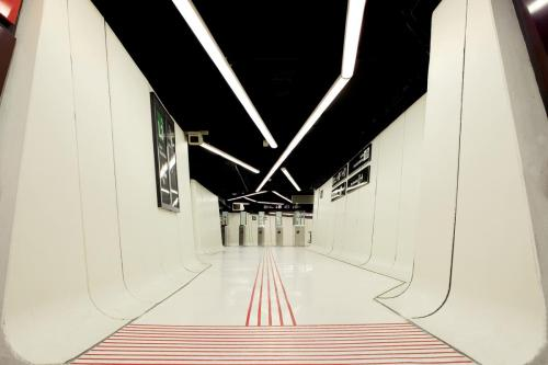 Eye-Poppingly Gorgeous Underground Stations from Around The World