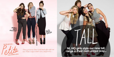 Earlier this year I assisted Rebecca Wordingham on a shoot for New Look celebrating the launch of the new Tall and Petite ranges in store. The new ranges were modelled by the girls from the New Look Head Office. The shoot was good fun! Here are the piccies and you can check out the new clothing ranges online too! www.newlook.com