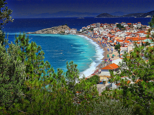 Samos, Greece. (by nicos75)