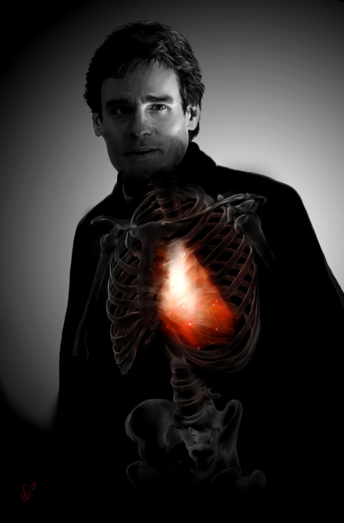 euclase2:  Wilson's Heart, drawn in PS