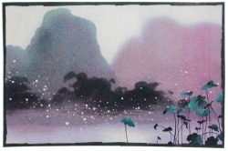 Visual Development from Mulan