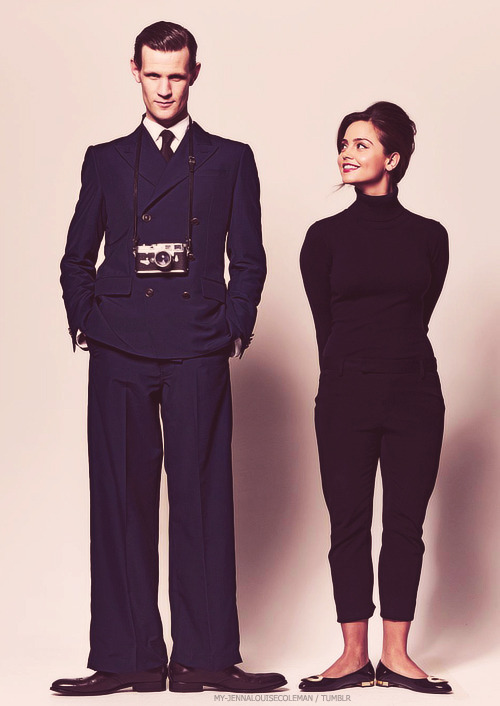 my-jennalouisecoleman:  Jenna-Louise & Matt for the Times Magazine