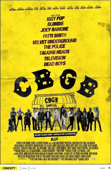 laughingsquid:  CBGB, Film Tells the History of New York City's Legendary Club