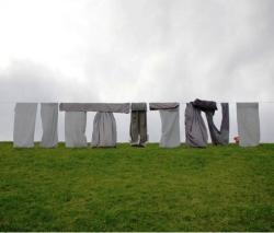reginasworld:  (Laundry Day at) Stonehenge, by Markus Georg