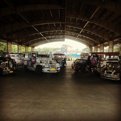 regular jeepneys #philippines #travel
