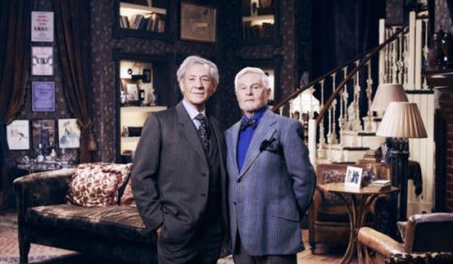 Vicious | Series 2 won't shoot until 2014, says Derek Jacobi