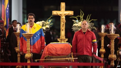 "Why are some leaders' corpses preserved? The body of Venezuela's Hugo Chavez is to be embalmed and put on display permanently at a military museum. How do you preserve a body indefinitely, and why is it done? The body of Hugo Chavez is to be exhibited in glass casket in a newly converted museum of the revolution near the presidential palace where he ruled for 14 years, according to Venezuela's acting leader Nicolas Maduro. Maduro said Chavez would be following in the footsteps of other embalmed leaders, Ho Chi Minh, Lenin and Mao Zedong. He might also have mentioned North Korea's Kim Jong-il or Ferdinand Marcos, former leader of the Philippines. The latter's wife Imelda is keeping his body in a mausoleum in her home in the north of the country until, she says, the government agrees to give him a state funeral. So, why are some former heads of state preserved indefinitely? According to Maduro, Chavez belongs to his people and he will be preserved so that ""his people will always have him"".  Read more here."
