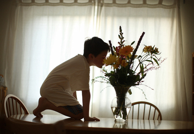 TIME: Echolilia – A Father's Photographic Conversation with His Autistic Son