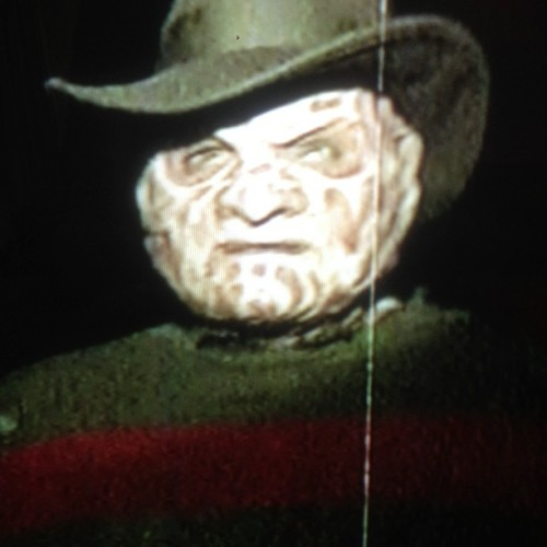 Look out its Fatty Krueger.