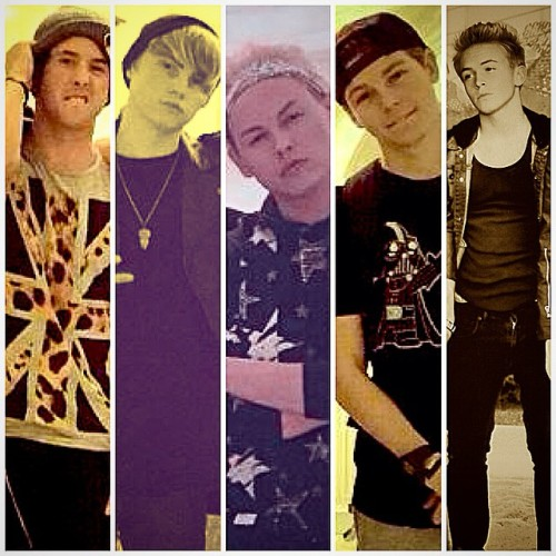 I kinda love and miss these guys! #afterromeo
