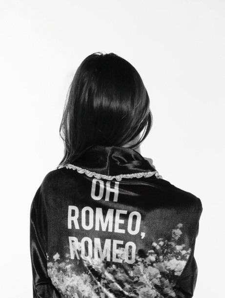 poisenedpassion:  wherefore art thou Romeo?