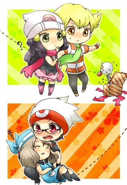 pokemonadventurestime:  未来