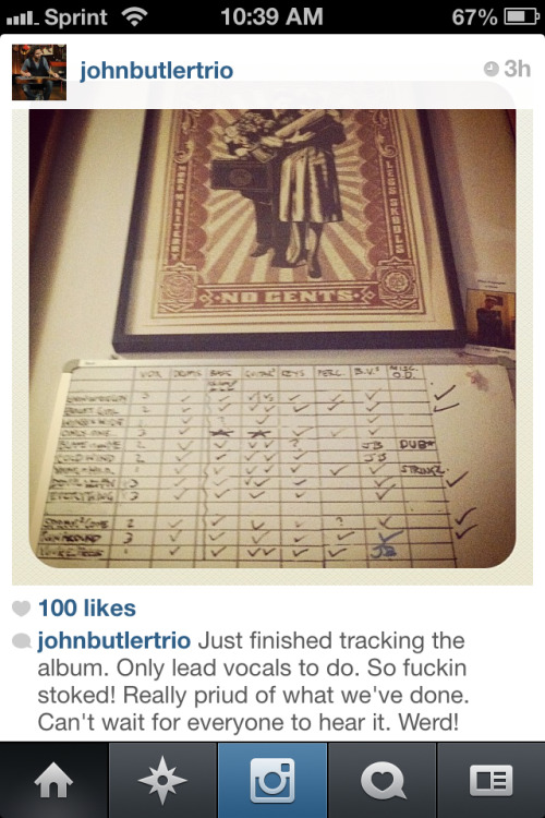 imkindaoldfashioned:  New John Butler album! :)  How did I not hear of this??!!!!