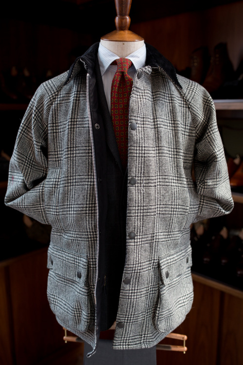 Barbour Beaufort - Asian fit at the Armoury