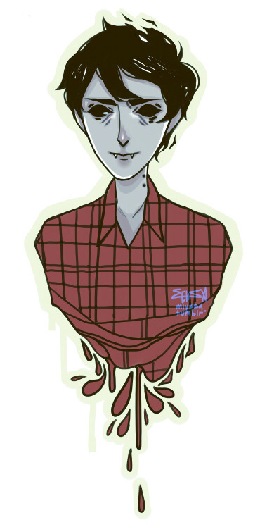 Marshall Lee to go with my Fionna.