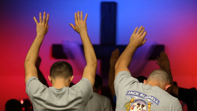 Is there room for Jesus in the world of MMA? This pastor thinks so.