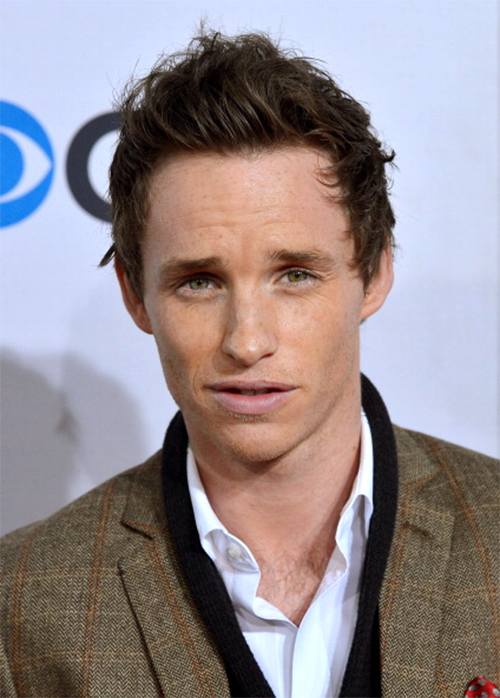 iloveeddieredmayne:  Yup, this look pretty much sums it up