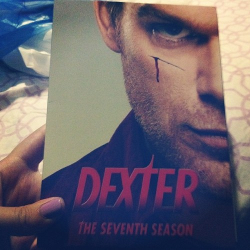 #dexter #season7 #tvshow #showtime #happyme #brandnew #hooked 👍😊